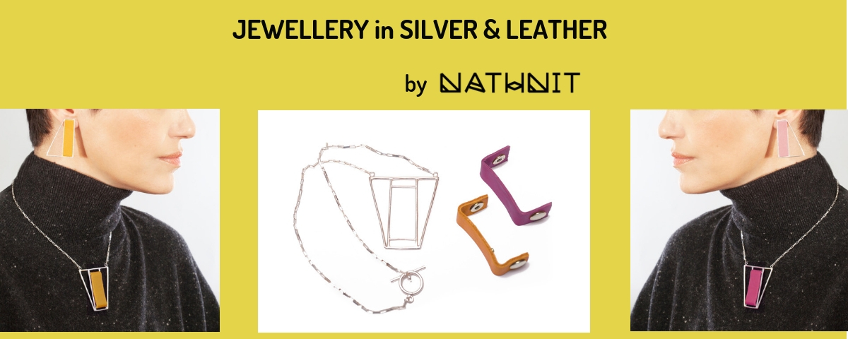 JEWELLERY SILVER+LEATHER