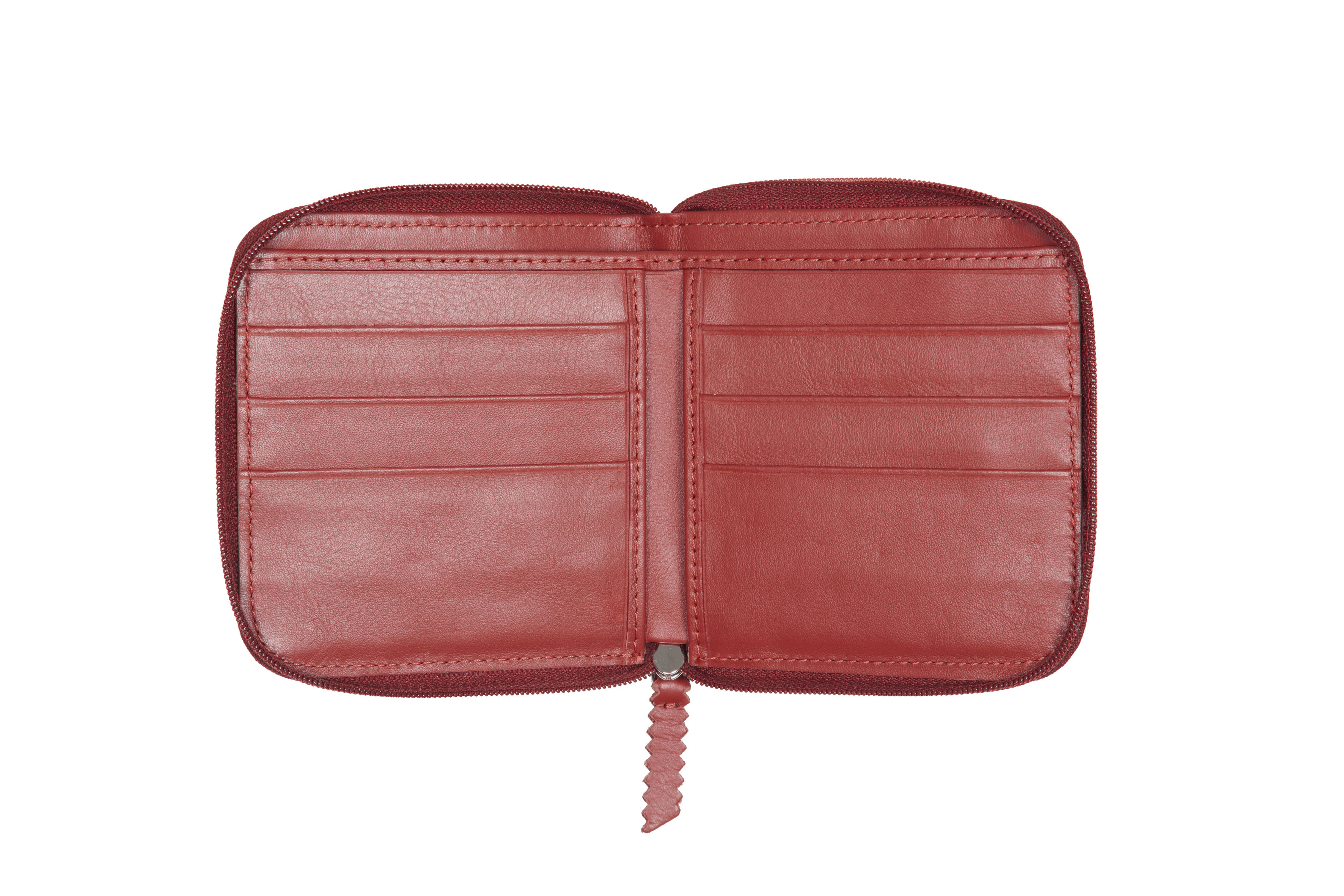 Small Wallet Red Off White